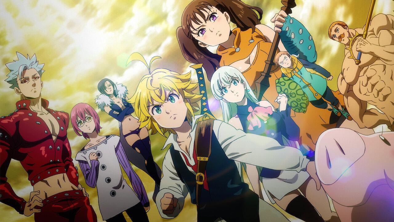 Best romance anime on netflix