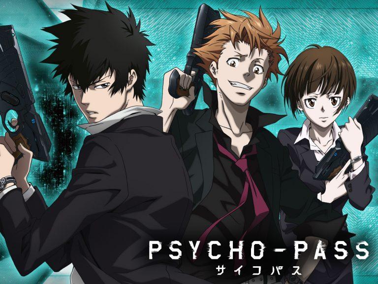 Psycho Pass watch order