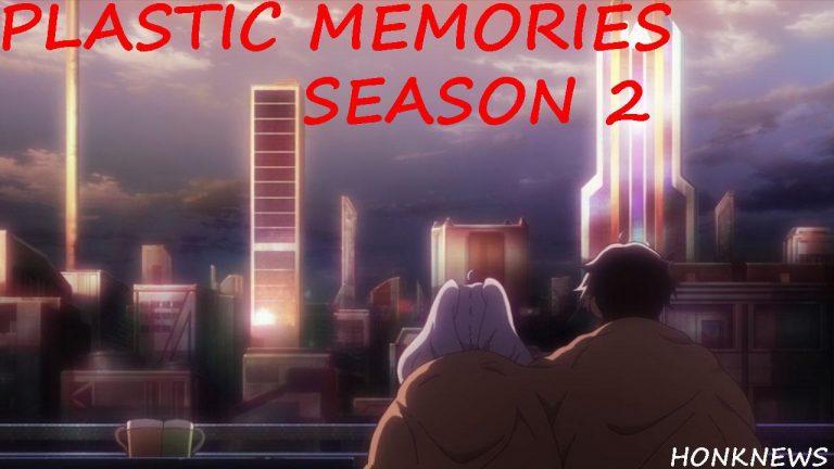 Plastic Memories season 2