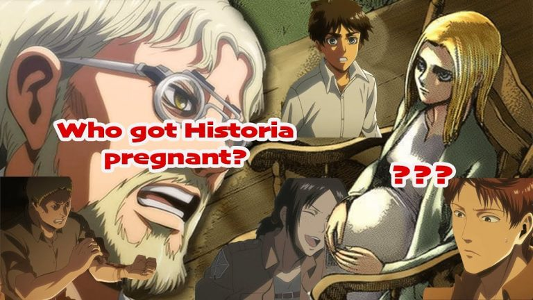 Historia Pregnant