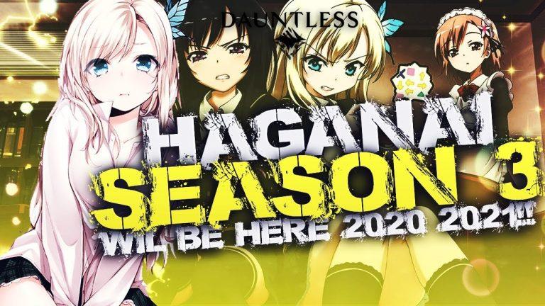 haganai season 3