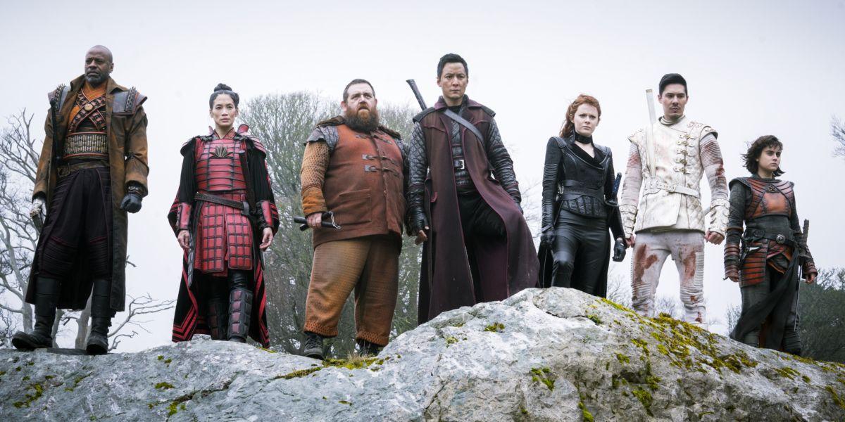 Into The Badlands Season 4