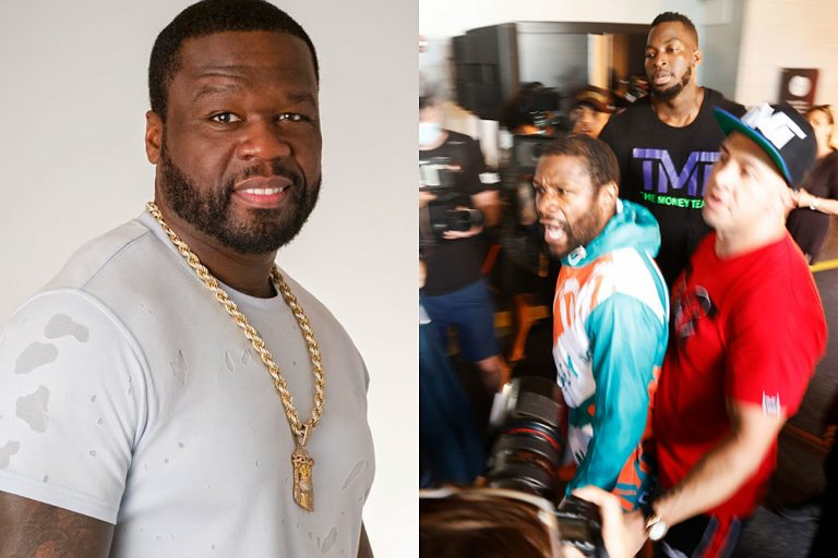 50 Cent Would Rather Fight Kids, Face His Angry Mum When Growing Up, All the updates