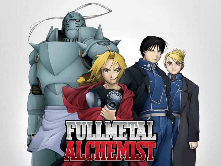 Fullmetal Alchemist Order