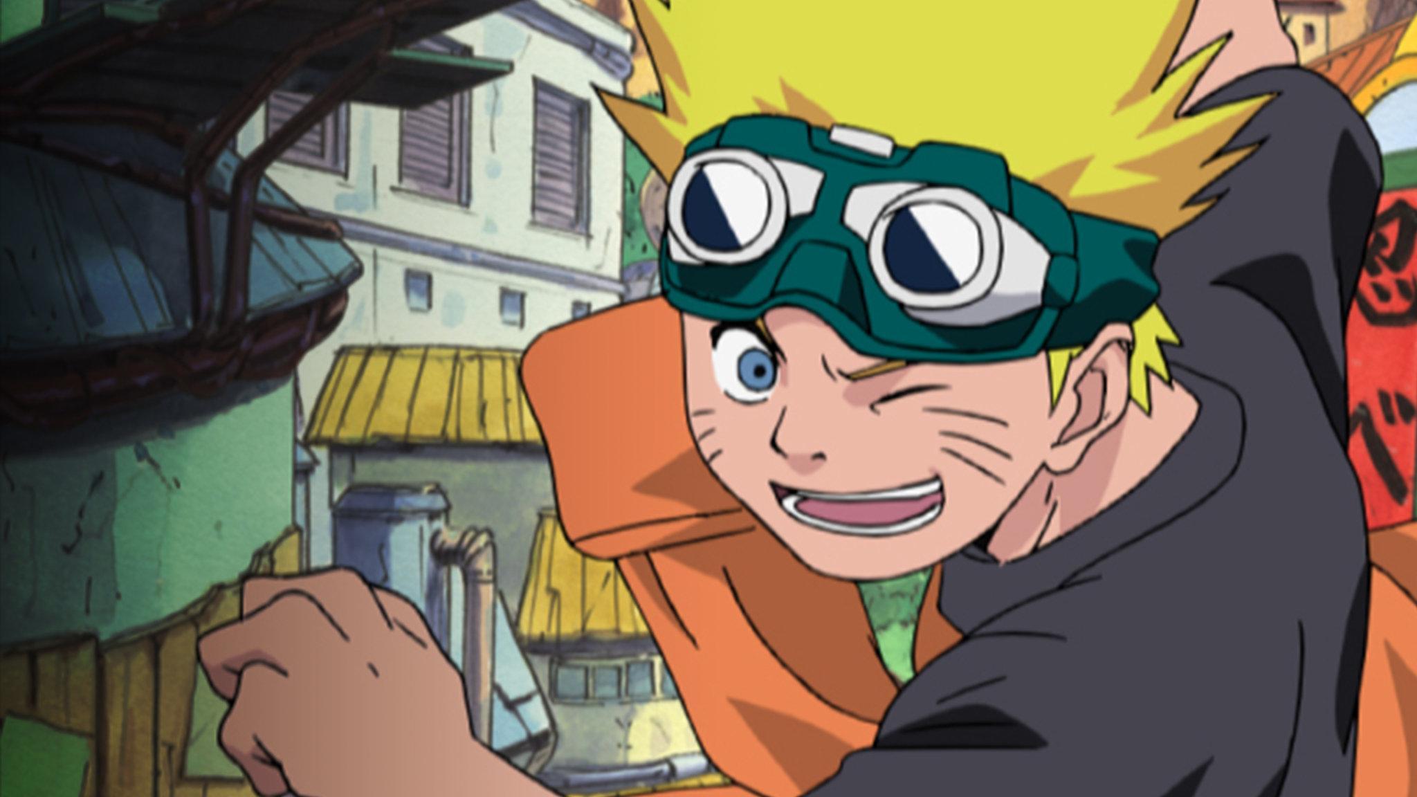 Naruto Shippuden movie order