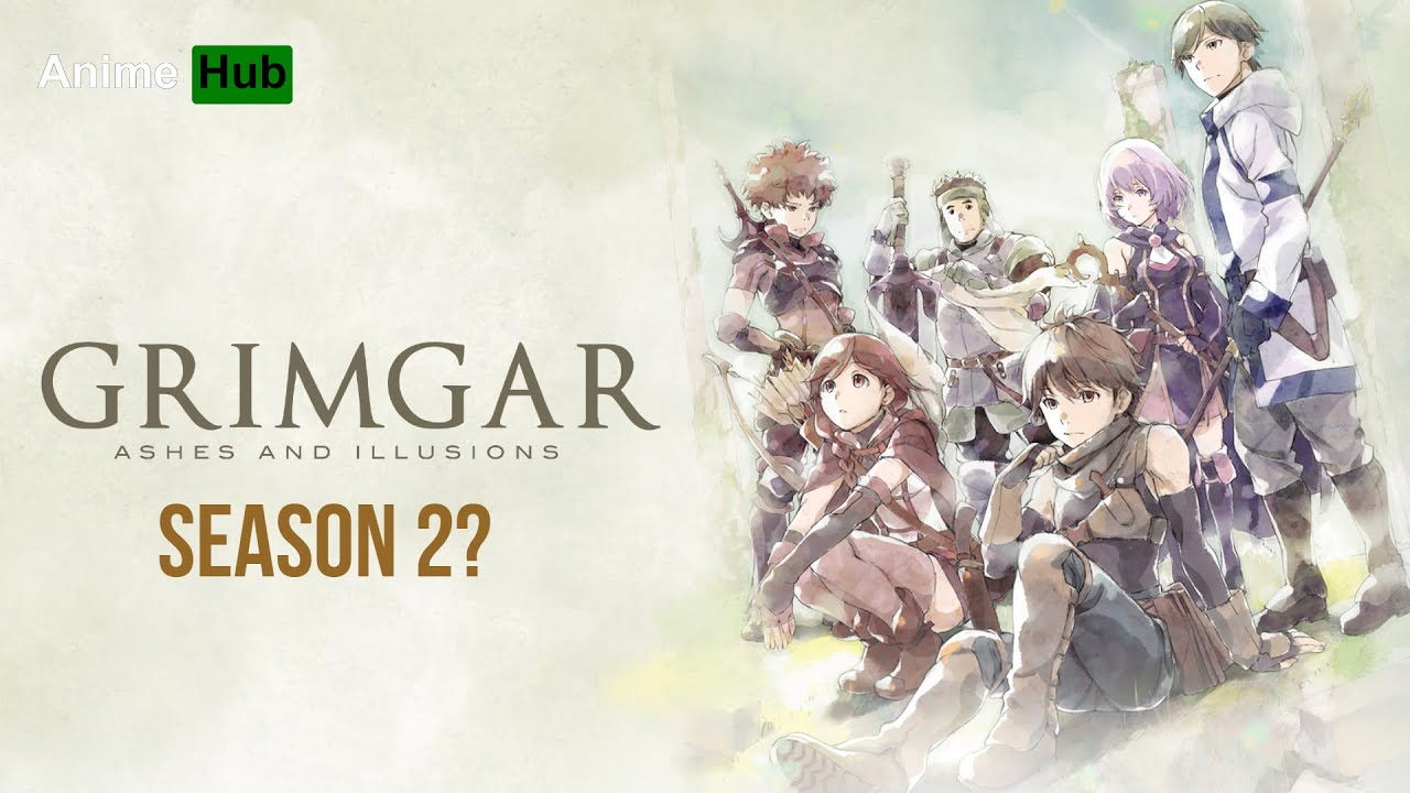 Hai To Gensou No Grimgar Season 2