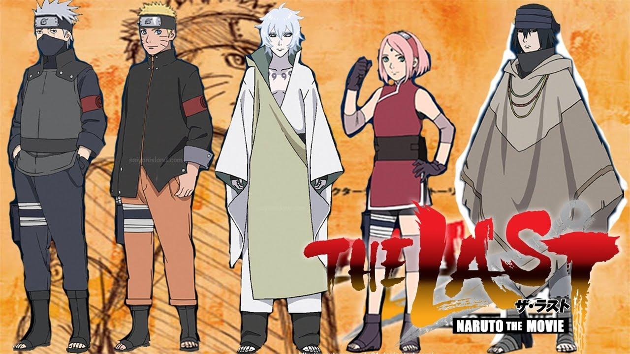 Naruto Shippunden movie order