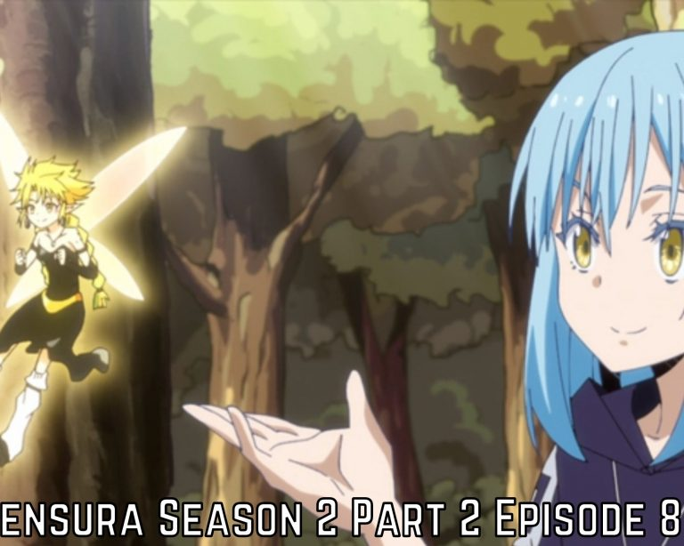 Tensura Season 2 Part 2 Episode 8