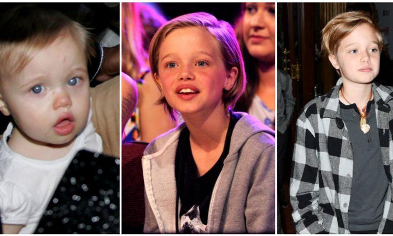 John Jolie-Pitt siblings
