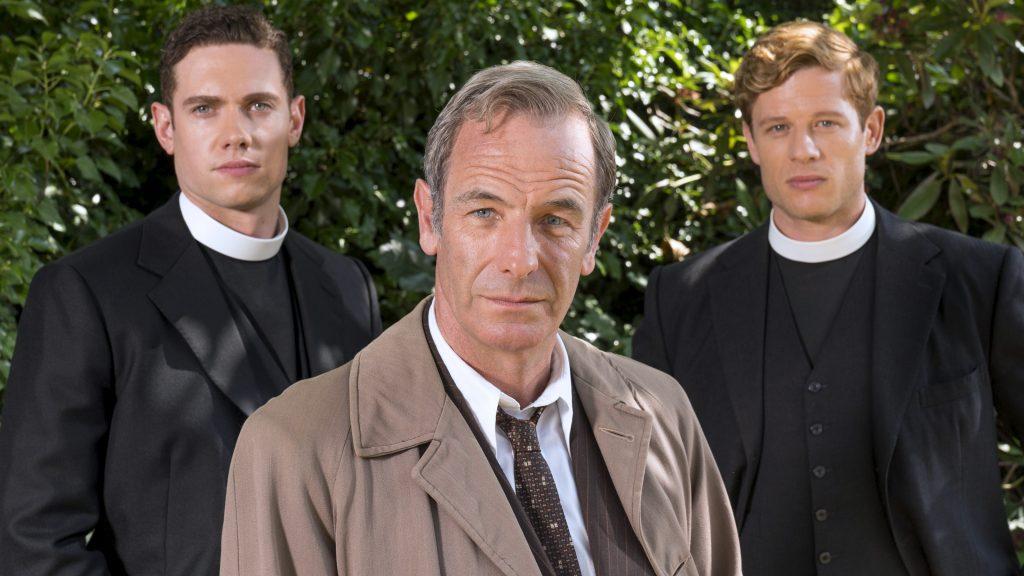 Grantchester Season 6 Episode 3