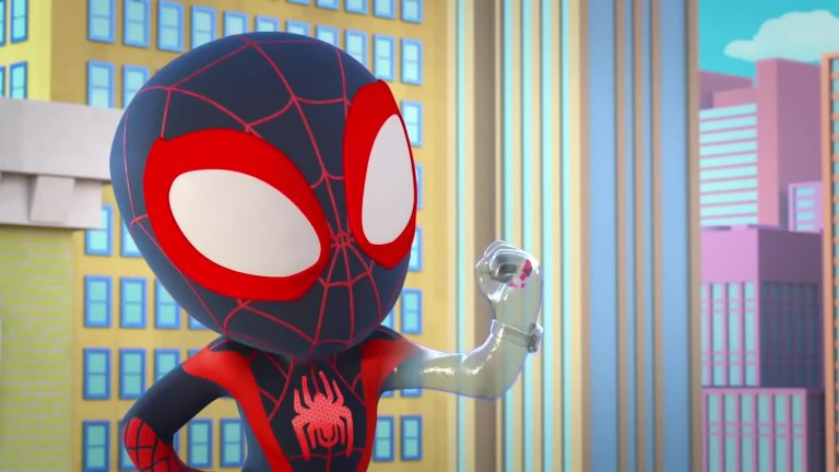 Marvel's Spidey and His Amazing Friends Season 1 Episode 8