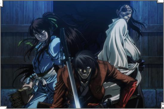 Drifters anime season-2
