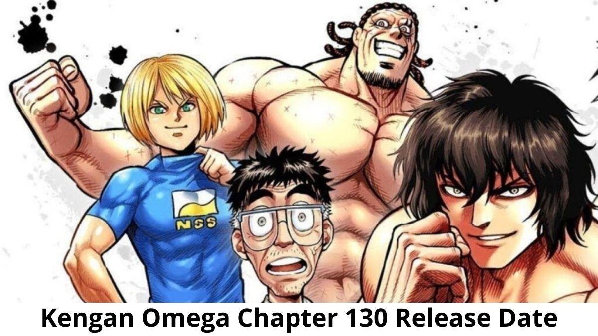 Kengan omega chapter 130