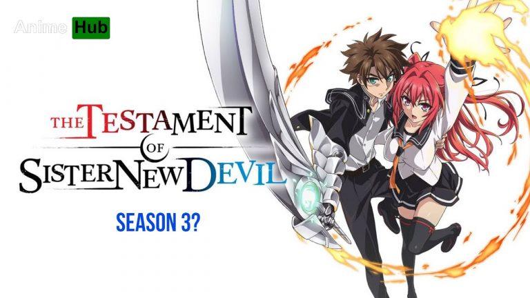 testament of sister new devil season 3