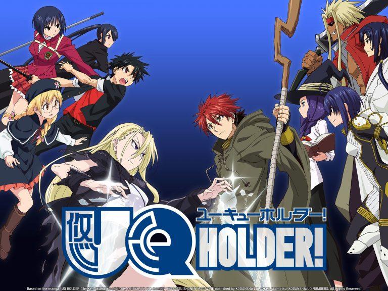 Uq Holder Season 2